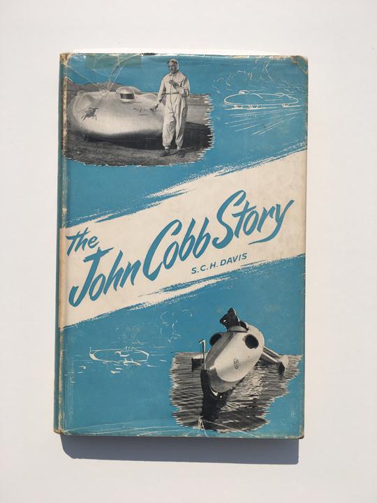 The John Cobb Story- S.C.H Davis