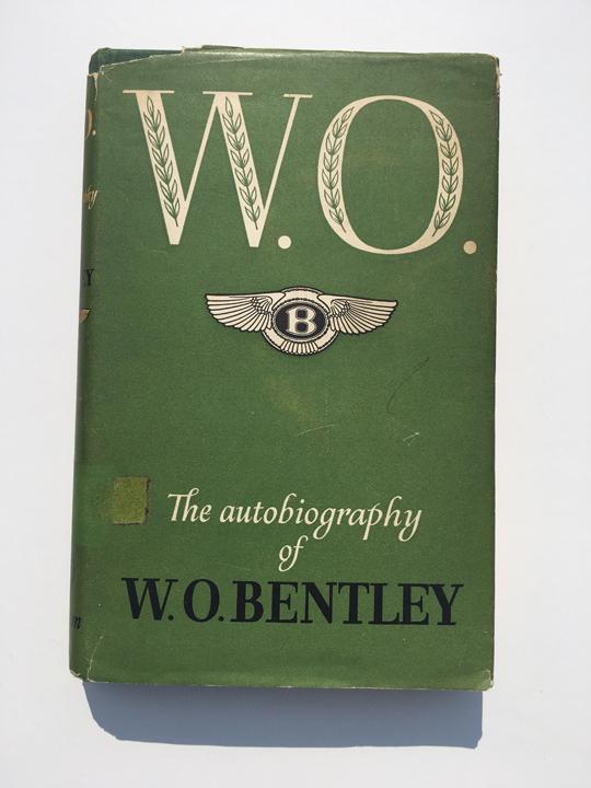 W. O. - W. O. Bentley