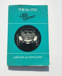 Alfa Romeo - Luigi Fusi and Roy Slater