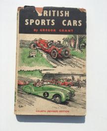British Sports Cars - Gregor Grant