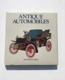 Antique Automobiles -Antony Bird
