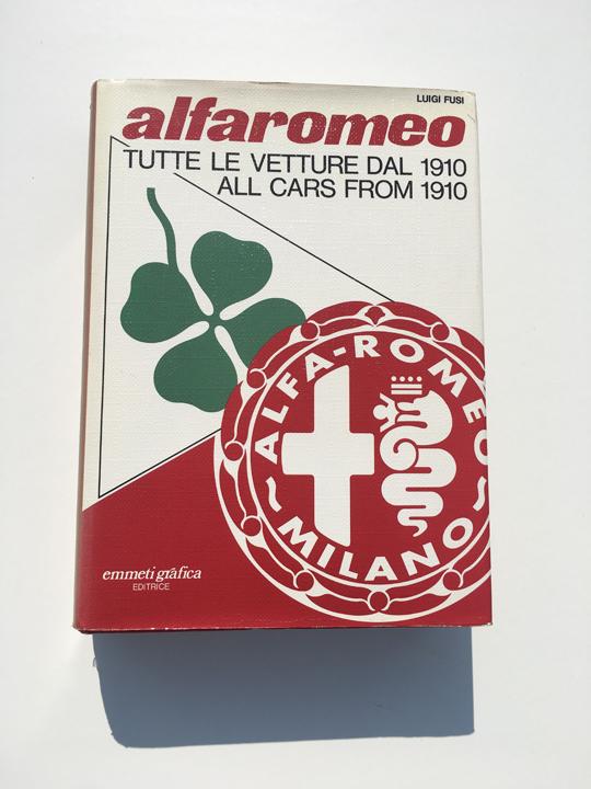 Alfa Romeo - Luigi Fusi