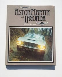 Aston Martin and Lagonda - Chris Harvey