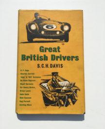 Great British Drivers S.C.H Davis