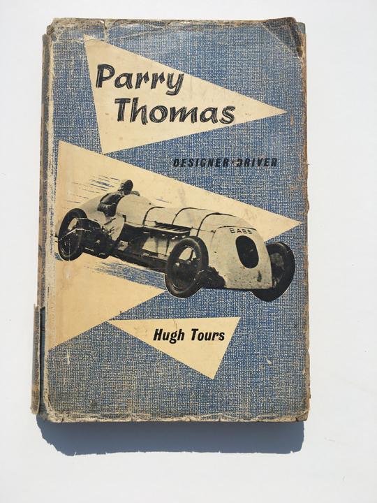 Parry Thomas- Hugh Tours