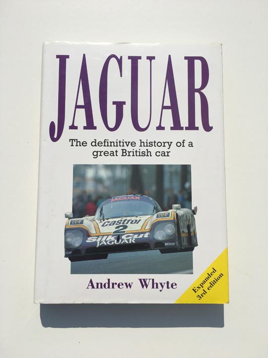 Jaguar - Andrew Whyte