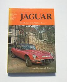 Jaguar - Lord Montagu of Beaulieu