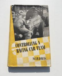 Controlling a Racing Car Team - S.C.H Davis