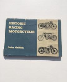 Historic Racing Motorcycles - John Griffith