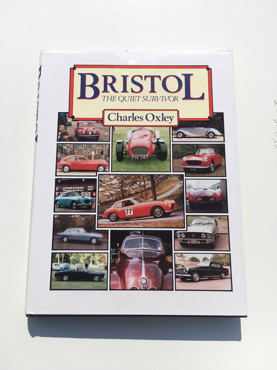 Bristol - Charles Oxley