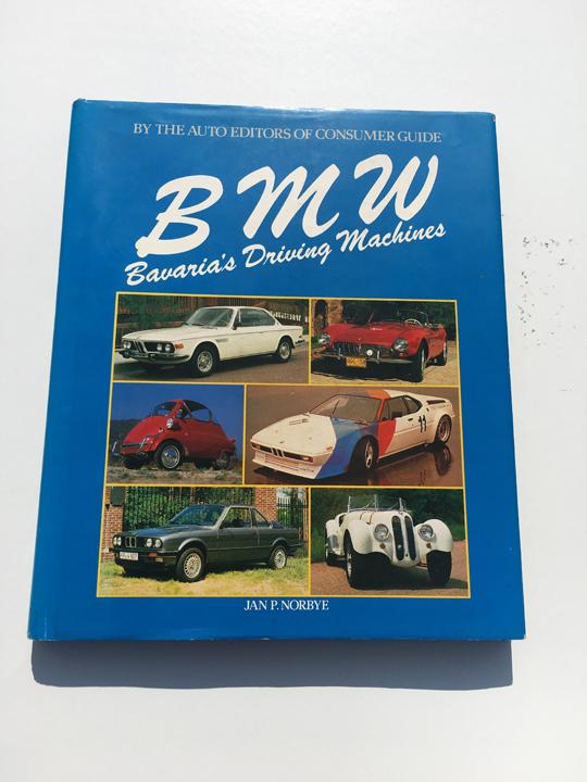 BMW- Jan P. Norbye