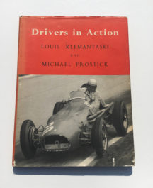 Drivers in Action-Louis Klemantiaski and Michael Frostick