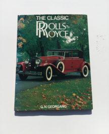 Rolls-Royce- G. N. Georgano