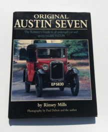 Original Austin Seven - Rinsey Mills