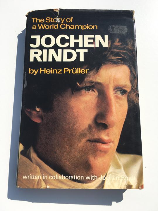 Jochen Rindt   Heinz Pruller