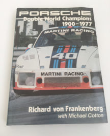 Porsche - Richard von Frankenburg