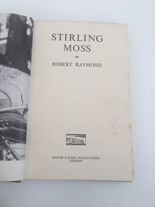 Stirling Moss - Robert Raymond