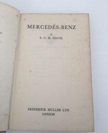 Mercedes Benz - S.C.H Davis