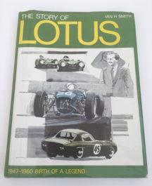 The Story of Lotus - Ian H Smith