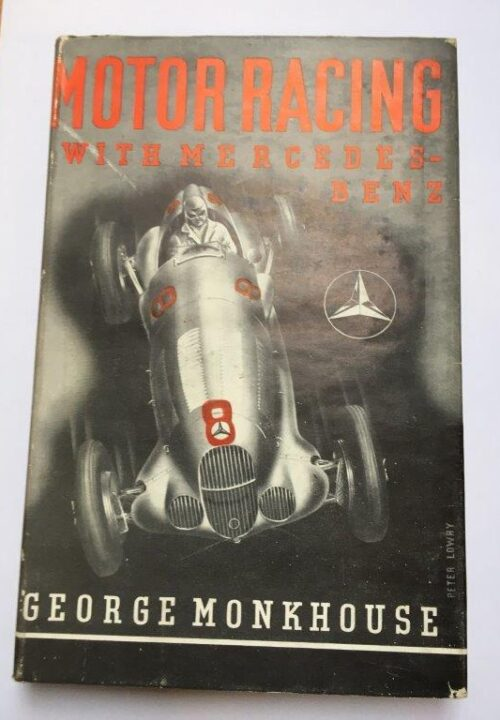 Classic Motoring Books. Vintage car books for sale. UK. Private collection, all aspects of motoring. Rare and antiquarian motor books.