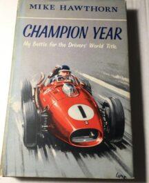 Champion Year Mike Hawthorn