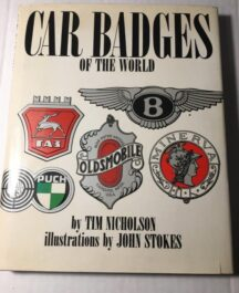 Car Badges of the World Tim Nicholson