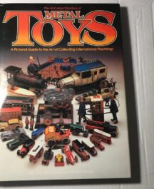 Metal Toys Gordon Gardener and Alistair Morris