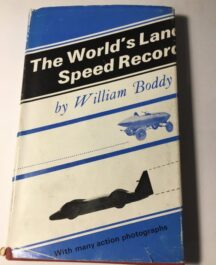 The World's Land Speed Record