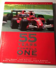 55 years of the Formula One World Championship