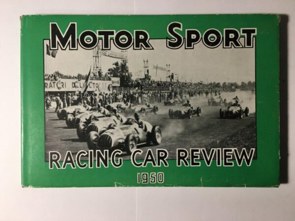 Motor Sport Racing Car Review - A Grenville Productions - 1950