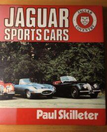 Jaguar Sports Cars - Paul Skilleter - 1975