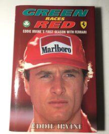 Green Races Red - Eddie Irvine - 1996