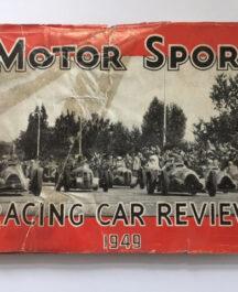 Motor Sport Racing Car Review 1949