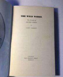 The Wild Wheel Author: Garet GarrettDate of Publication: 1952