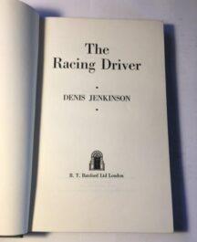 The Racing Driver Author: Denis JenkinsonDate of Publication: 1959