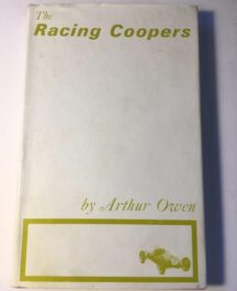 The Racing Coopers Author: OwenDate of Publication: 1964