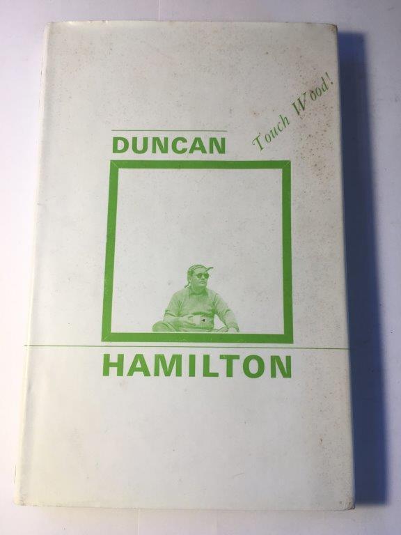 Touch Wood Author: HamiltonDate of Publication: 1964