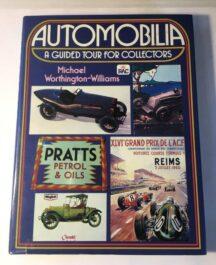 Automobilia Author: Michael Worthington-WilliamsDate of Publication: 1979