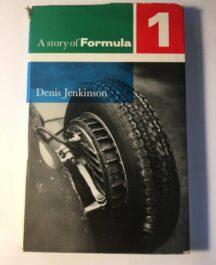 A Story of Formula 1 Author: Denis JenkinsonDate of Publication: 1960