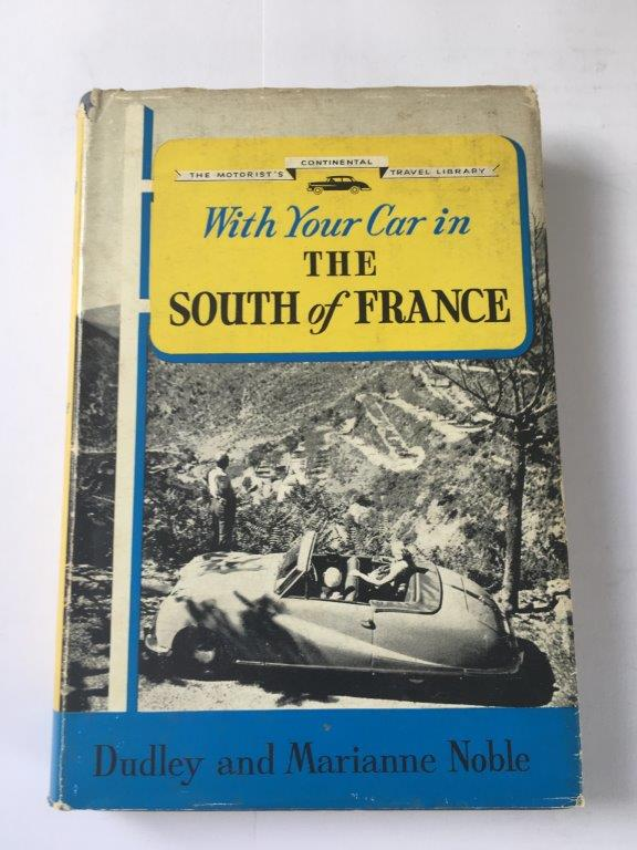 With Your Car in the South of France