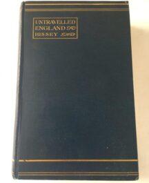 Untravelled England