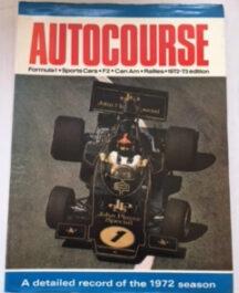 Autocourse 1972/73 Author:  Ed:Mike KettlewellDate of Publication:  1979