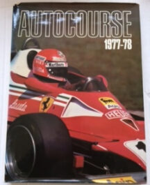 Autocourse 1977/78 Author:  Ed:Mike KettlewellDate of Publication:  1981