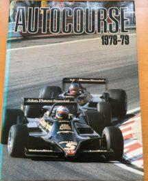 Autocourse 1978/79 Editor: Maurice Hamilton 1979