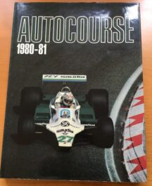Autocourse 1980/81 Editor: Maurice Hamilton 1981