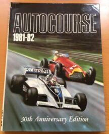 Autocourse 1981/82 Editor: Maurice Hamilton 1982