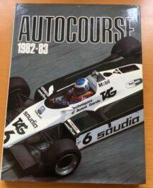 Autocourse 1982/83 Editor: Maurice Hamilton 1983