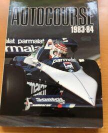 Autocourse 1983/84 Editor: Maurice Hamilton 1984