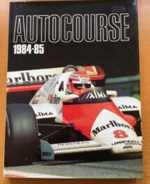 Autocourse 1984/85 Editor: Maurice Hamilton 1985