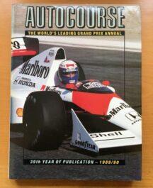 Autocourse 1989/90 Editor: Alan Henry 1990